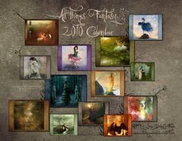 2010 Calender Back Cover by JenaDellaGrottaglia