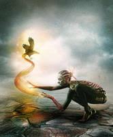 the shamanatrix by JenaDellaGrottaglia