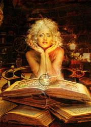 Charting the Fates by JenaDellaGrottaglia