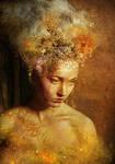 High Priestess Earth by JenaDellaGrottaglia