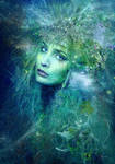 High Priestess Water by JenaDellaGrottaglia