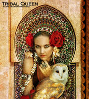 tribal queen by JenaDellaGrottaglia