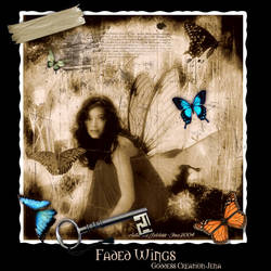Faded Wings by JenaDellaGrottaglia