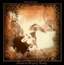 Aunia as Sleeping Beauty by JenaDellaGrottaglia
