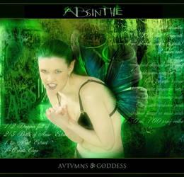 Absinthe by JenaDellaGrottaglia