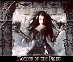 Mother of the Night by JenaDellaGrottaglia
