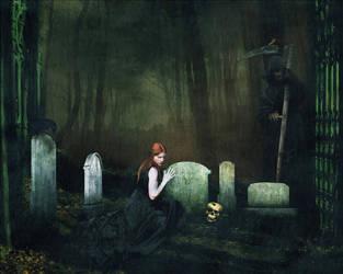 Deaths Mistress by JenaDellaGrottaglia