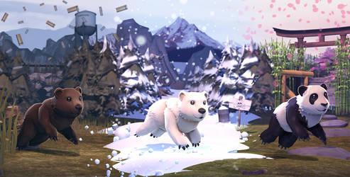 The Polar Pal by Ben10Fluid