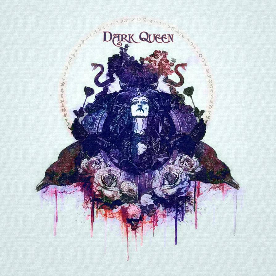 Dark-Queen by Paradox-Off