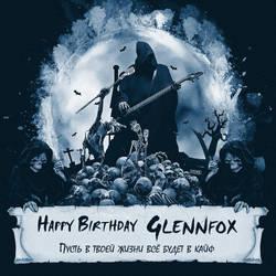 Happy-birthday-Glennfox by Paradox-Off