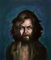 Sirius Black by Loft-Lafeyson