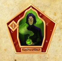Severus Snape by Loft-Lafeyson