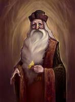 Albus Dumbledore by Loft-Lafeyson