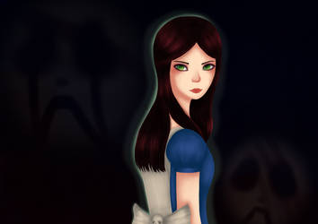 Alice Madness by DarkBabsi