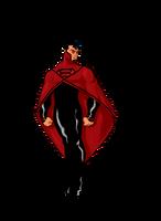 Superman Kryptonian Suit by DomEddi