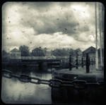 Ellesmere Port Docks by smithmar01