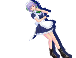 [MMD] Perfect Maid by icanbecutetoo