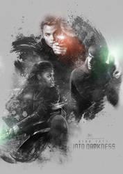 Star Trek: Into Darkness by Etienne-Ripzaad