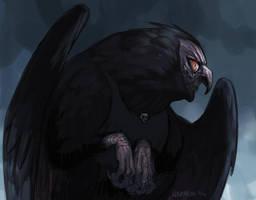 MORA : Owlen Man by dogmeatsausage