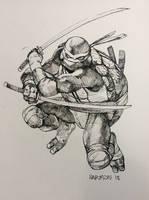 Leonardo by dogmeatsausage