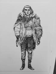 New world woman by dogmeatsausage