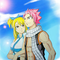 Nalu by JJ-ANIME