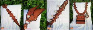 The Alchemist's Bandolier by RawringCrafts