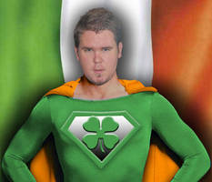 Shamrockman by Irishmile