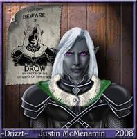 Drizzt Series by Irishmile