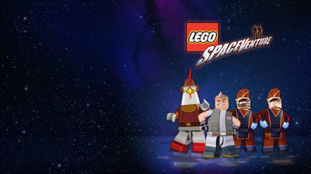 LegoSpaceVenture by Irishmile