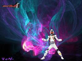 Kamen Rider Fourze Wallpaper by Tyrzor