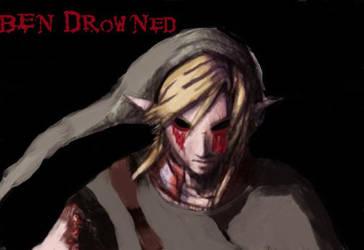 Ben Drowned - [Nightmare I had] by girlgamer27