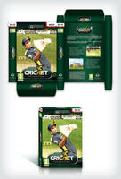 Cricket Revolution-DVD Box by nasar-ullah-khan
