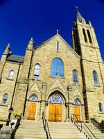 Old Church by Shadowhawk9973