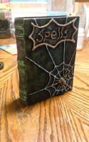 Spells Book Box by Shadowhawk9973