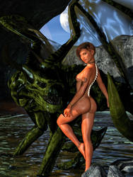 Alien Dreams (Alternate) by Shadowhawk9973