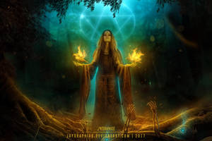 Forbidden Ritual by JayGraphixx