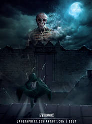 Attack On The Colossal Titan by JayGraphixx