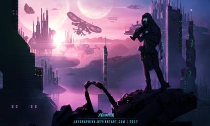 New Terra by JayGraphixx
