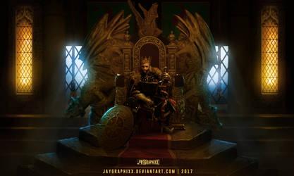 Royal Dynasty: King's Throne by JayGraphixx