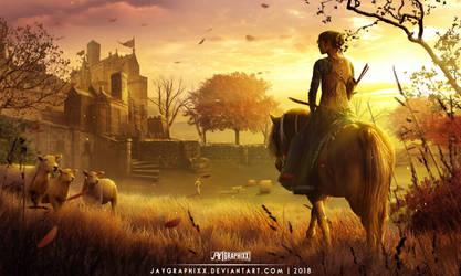 Royal Dynasty: Home by JayGraphixx