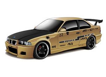 BMW M3 E36 by Mr-Shin