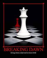 Breaking Dawn Demotivator by ZlayaHozyayka