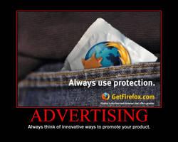 Advertising by ZlayaHozyayka