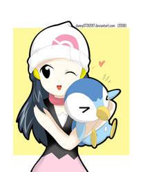 Hikari Hugs by daniwae