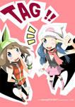 Tag Battle by daniwae