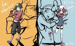 Pokemon New GS by daniwae