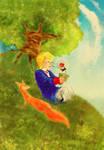 Little Planet, Little Home by Einauz