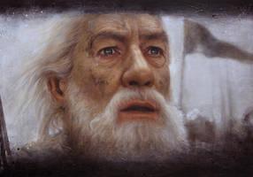 Gandalf by JW-Jeong