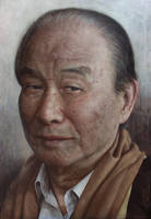 Grandpa by JW-Jeong